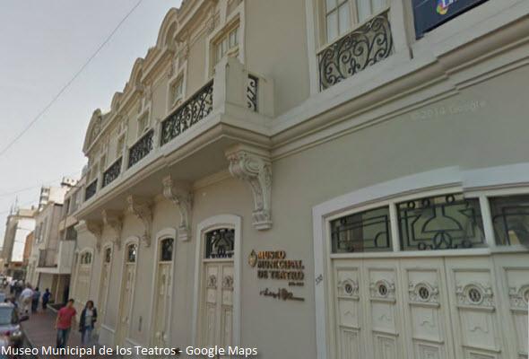 museo del septimo arte en Lima