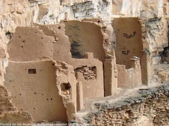Pueblo de los Muertos en Lamud