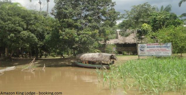 ecolodge en la amazonía peruana