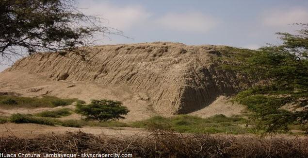 complejo arqueológico de Lambayeque