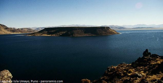 La Isla Umayo en Puno