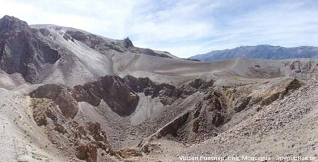 desastre natural en Moquegua y Arequipa