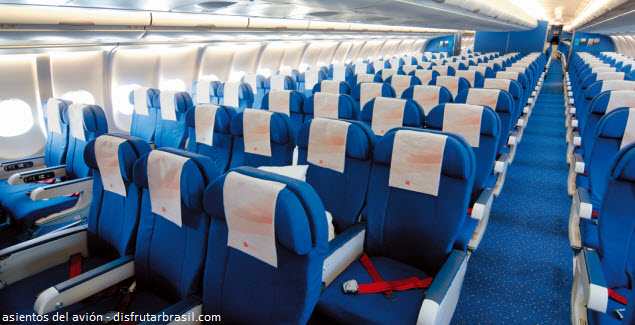 recommendations for the best seat on the plane
