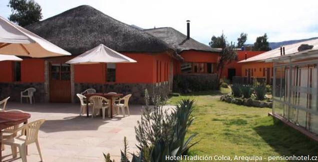 Rooms in Tradición Colca Hotel in Arequipa