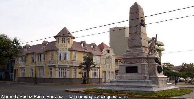 Casonas de Barranco