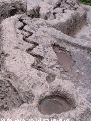 camino zigzag en kenko cusco