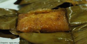 chapana dulce peruano