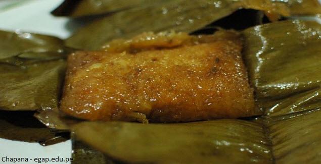 chapana peruvian sweet