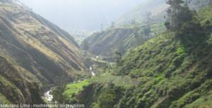 paisaje natural en Lima