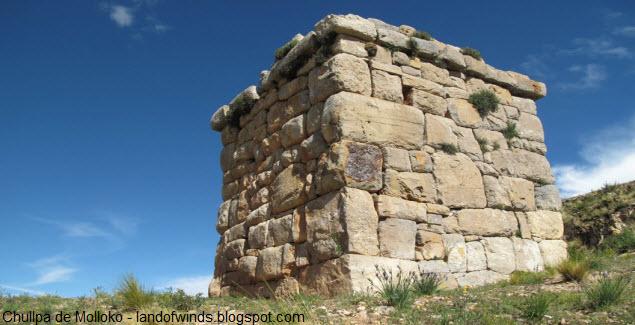 molloko sitio arqueologico en Puno