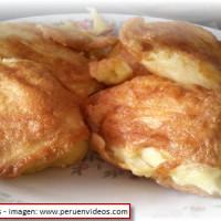 Receta de yuquitas rebozadas con huevo