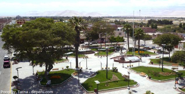 Pocollay in Tacna