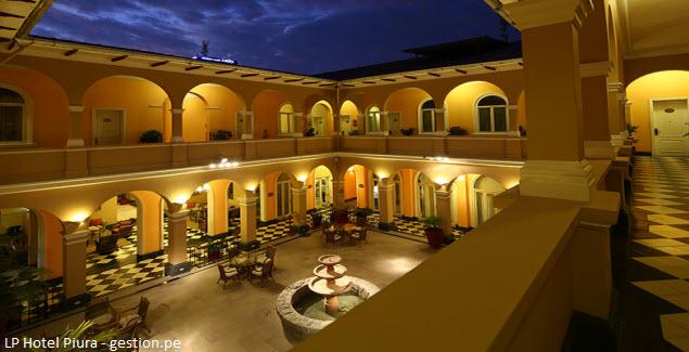 hotel en el centro de Piura