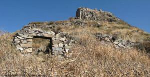 fortaleza de piedra en Lima