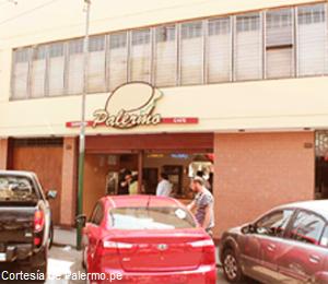 Sandwich y Café Palermo, especialidad en chicharrones y butifarras - Local La Victoria