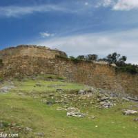 Fortaleza de Kuélap en Chachapoyas Perú