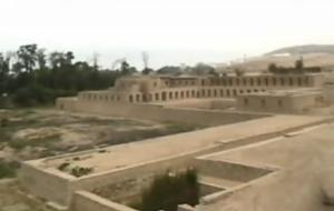 Ruinas de Pachacámac es un lugar turístico en Lima - noticias