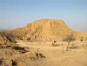 pirámides de Lambayeque