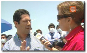 Colector y entrevista a Heresi