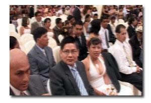matrimonio masivo