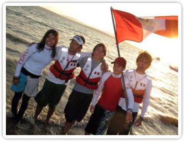 campeones de vela peruanos