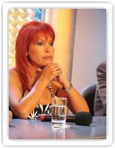 Magaly Medina, urraca, conductora de television - noticias