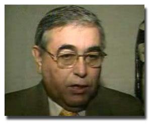 Ministro Juan Valdivia