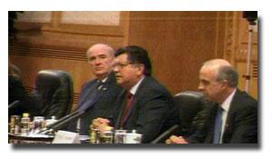 Reunión en el Gran Palacio de China