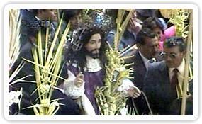 domingo de ramos huaraz