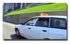 Taxista francés