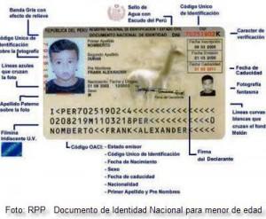 DNI de niños: Por qué es importante y cómo tramitar en Perú (noticia de archivo del año 2008)