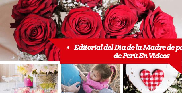 Día de la Madre Editorial