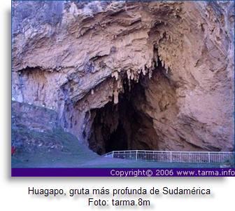 La Gruta de Huagapo