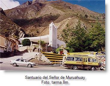 Santuario del Señor de Muruahuay