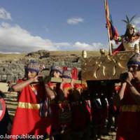 Inti Raymi celebraciones en Cusco 24 de junio