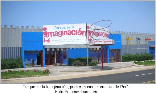 Parque de la Imaginación en San Miguel