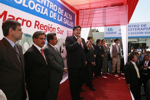 presidente-alan-garcia-inaugura-primer-centro-de-alta-tecnologia-de-macrorregion-sur