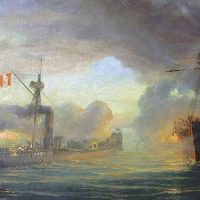 Combate de Angamos Historia de Grau por Guillermo Thorndike