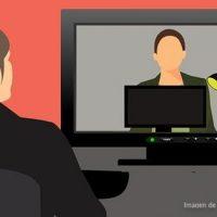 Enseñar español a extranjeros online desde Perú (imagen clase a distancia vía Pixabay)