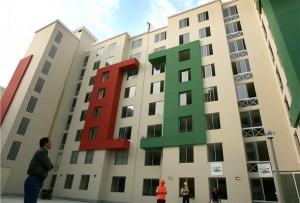 Edificio del Nuevo Crédito Mivivienda