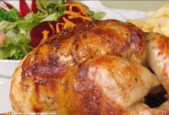 Pollo a Brasa se celebra el tercer domingo de julio