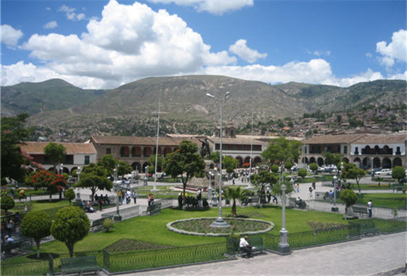 Festividades en Ayacucho