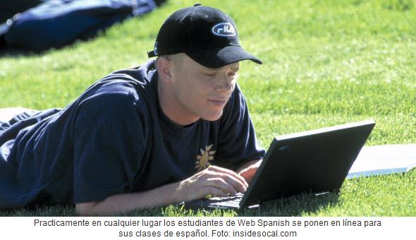 Web Spanish Student - Spanish Lessons