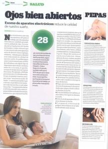 Imagen del artículo Ojos bien abiertos de la Revista Somos