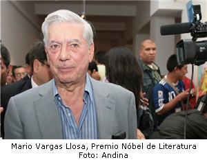 Premio Nóbel de Literatura 2010