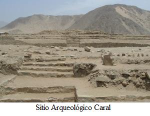 Sitio Arqueológico de Caral