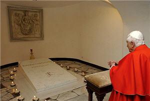 cripta vaticana