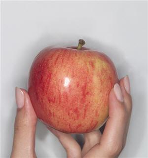manzana que evita el colesterol