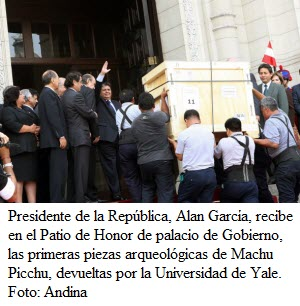 Exposición en Palacio de Gobierno