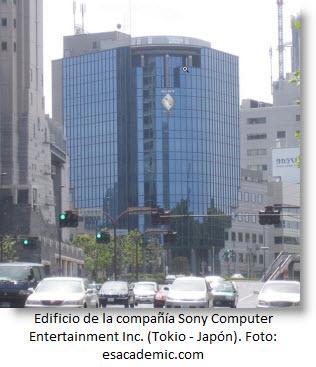 Sony ayuda a víctimas del Terremoto de Japón.